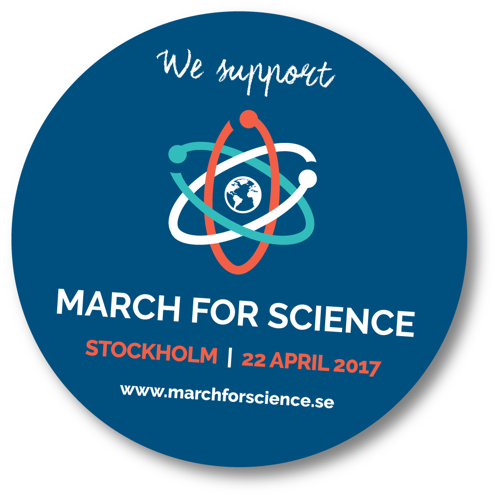 march for science badge
