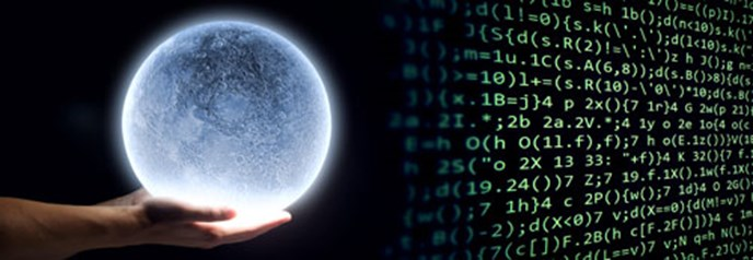 Crystal ball and code